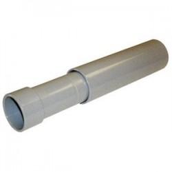 BizLine - 050X400EXPCPL - Bizline 050X400EXPCPL PVC Expansion Coupling, 2-Piece, 1/2