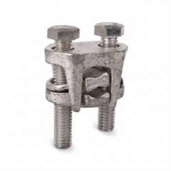 Thomas & Betts - 2B500PW - Blackburn 2B500PW Two Bolt Connector With Spacer, Type: 2BPW, Bolt: 3/4, Copper