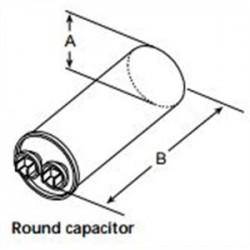 Acuity Brands Lighting - CA35 - Holophane CA35 ROUND CAPICATOR