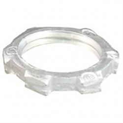 Appleton Electric - BL250A - Appleton BL250A Locknut, Type: Tiger Grip, Size: 2-1/2, Material: Aluminum