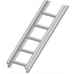 Eaton Electrical - 46A0906240 - Cooper B-Line 46A0906240 Cable Tray, Ladder Type, Aluminum, 9 Rung Spacing, 6 Wide, 20' Long
