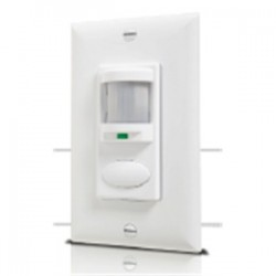 Acuity Brands Lighting - WSDVWH - Sensor Switch WSDVWH Occupancy Sensor, Infrared, Wall Mount, Vandal Resistant, White