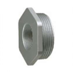Arlington Industries - 1298 - Arlington 1298 Reducer Bushing, Size: 3-1/2 x 3, Zinc Die Cast