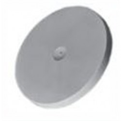Milbank - 6003 - Milbank 6003 Meter Closing Plate, Gray Plastic, with Blades