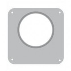 Milbank - A8110 - Milbank A8110 Hub, Heavy Duty, Type R, 3, Large Opening