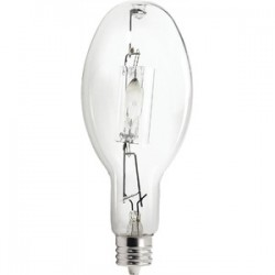 Acuity Brands Lighting - MP400BUU - Lithonia Lighting MP400BUU Metal Halide, 400W, Ex Mogul Base, Clear