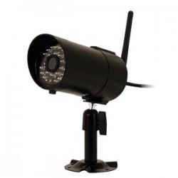 BRK Electronics - DWC-400 - BRK-First Alert DWC-400 Camera, Bullet, Indoor/Outdoor, IR, 2.4 GHz, for DWS Series DVR