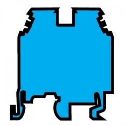 ABB - 0125 118.13 - ABB Entrelec 0125 118.13 Terminal Block, Feed Through, 6mm, Type: M 6/8.N, Blue