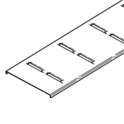 Eaton Electrical - 81-7-A-40-12-120 - Cooper B-Line 81-7-A-40-12-120 CABLE TRAY