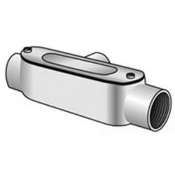 Emerson - TC-100 - EGS TC-100 Conduit Body, Type T, 1, Spec 5, Aluminum