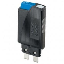 E-T-A Circuit Breakers - 1180-02-0.5A - E-T-A Circuit Breakers 1180-02-0.5A Breaker, 0.5A, 1P, 250VAC, 65VDC, Plug-In, w/ Reset