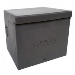 Generac - 14303 - Generac 14303 30A, 120/240V, NEMA L14-30P Inlet Receptacle