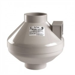 Broan-NuTone - ILF120 - Nutone ILF120 In-Line Fan, 4, 110 CFM