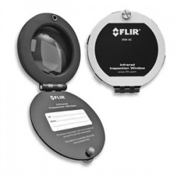 FLIR Systems - 19252-100 - Flir 19252-100 Infrared Inspection Window, 4