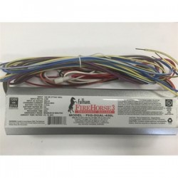 Fulham - FH3-DUAL-450 - Fulham FH3-DUAL-450 Emergency Ballast, Fluorescent, 1-Lamp, 120/277V