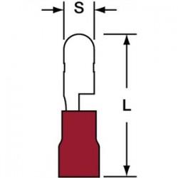 3M - MNG18-156DMK - 3m Mng18-156dmk Nylon Insulated