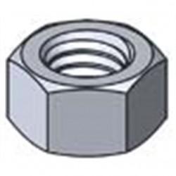 Stanley Sales - SSHN38 - Stanley SSHN38 Hex Nut, 3/8, Stainless Steel