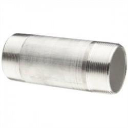 Plasti-bond / Robroy - ALUNIP-3/4X4-1/2 - Robroy ALUNIP-3/4X4-1/2 Nipple, Diameter: 3/4, Length: 4-1/2, Material: Aluminum