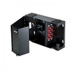 Leviton - 5W170-N - Leviton 5W170-N Small Enclosure, Empty, Solid Metal Door, (1) Lock/Key