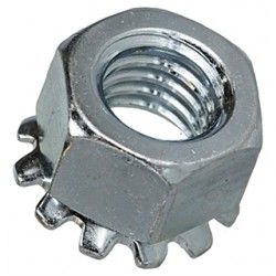 BizLine - 1032KNSS - Bizline 1032KNSS Kep Nut, #10-32, Stainless Steel, 100/PK