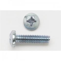 BizLine - 1032X38PHPMSSS - Bizline 1032X38PHPMSSS Machine Screw, Pan Head, Phillips, 10-32 x 3/8, Stainless Steel