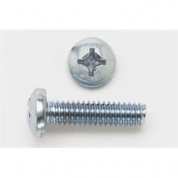 BizLine - 1032X12PHPMSSS - Bizline 1032X12PHPMSSS Machine Screw, Pan Head, Phillips, 10-32 x 1/2, Stainless Steel