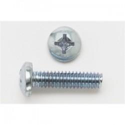 BizLine - 1032X34PHPMSSS - Bizline 1032X34PHPMSSS Machine Screw, Pan Head, Phillips, 10-32 x 3/4, Stainless Steel