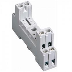 ABB - 1SVR405650R1000 - ABB Entrelec 1SVR 405 650 R1000 Relay, Socket, Octal, 8 Pin, CR-P Series