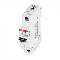 ABB - S201-C3 - ABB S201-C3 Circuit Breaker, Miniature, DIN Rail Mount, 3A, 1P, 277VAC