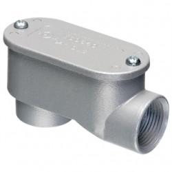 Arlington Industries - 923SLB - Arlington 923SLB Conduit Body, Type SLB, 1-1/4, Cover/Gasket, Aluminum
