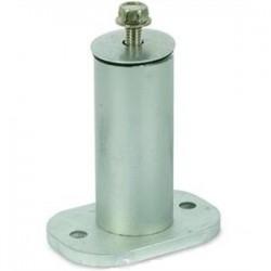 Unirac - 004300C - UniRac 004300C Aluminum Standoff, 2-Piece, 3