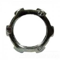 Hubbell - 1024 - Hubbell-Raco 1024 Conduit Locknut, Steel, 6