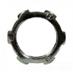 Hubbell - 1010 - Hubbell-Raco 1010 Conduit Locknut, 2-1/2, Steel