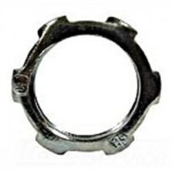 Hubbell - 1004 - Hubbell-Raco 1004 Conduit Locknut, 1, Steel