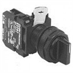 Eaton Electrical - E22XB51A - Eaton E22XB51A 22.5 Mm, Non-metallic, Assembled Selector Switch