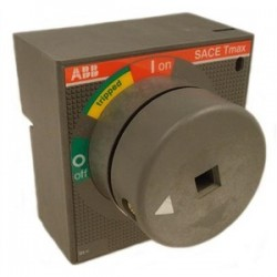 ABB - KT3VD-M - ABB KT3VD-M Breaker, Molded Case, Operating Mechanism, Variable Depth, T1-T3