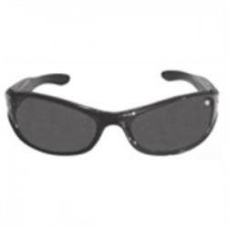 L.H. Dottie - E4X4715D - Dottie E4X4715D Protective Eyewear, Frame: Black, Lens: Grey