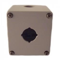 Eaton Electrical - E22CSP1 - Eaton E22CSP1 22mm Enclosure, 1 Element, Polycarbonate, E22
