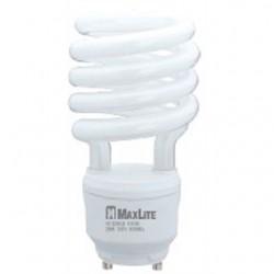 MaxLite - 70794 - Maxlite 70794 Compact Fluorescent Lamp, Twist Lock, 26W, 4100K, GU24 Base