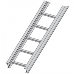Eaton Electrical - 36A0912240 - Cooper B-Line 36A0912240 Cable Tray, Ladder Type, Aluminum, 9 Rung Spacing, 12 Wide, 20' Long