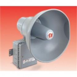Federal Signal - T-302GCX-120 - Federal Signal T-302GCX-120 Speaker Amplifier, 120VAC, 50/60Hz, 0.30A, 114dB @ 10'