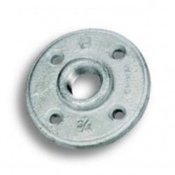 Steel Electric Products - 5F - Steel Electric Products 5F 1-1/2 MALL FLOOR FLANGE