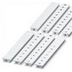 Phoenix Contact - 1052028 1-10 V - Phoenix Contact 1052028 1-10 V Terminal Block Marking Strips, Vertical, 1-10, White, 8mm Width