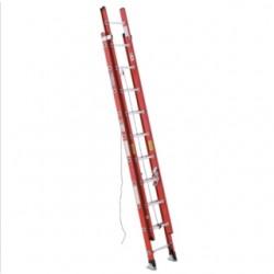 Werner - D6320-2 - Werner Ladder D6320-2 20' Extension Ladder, 300 lbs