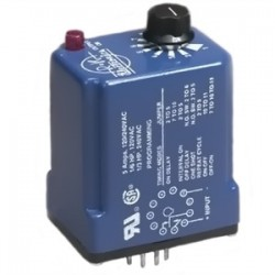 R-K Electronics - TUB 115V-2 - R-K Electronics TUB 115V-2 Timing Relay, Multifunction, Multi-Time, 115VAC Supply, 11-Pin, 10A