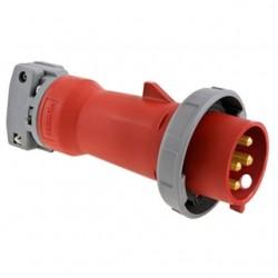 Hubbell - HBL432P6W - Hubbell-Wiring Kellems HBL432P6W PS, IEC, PLUG, 3P4W,