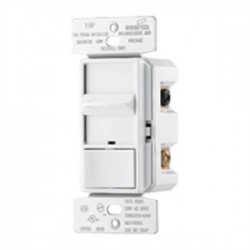 Cooper Wiring Devices - SI061-LA - Cooper Wiring Devices SI061-LA SKYE Dimmer, 1P, 600W, 120V/AC, Light Almond