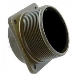 Amphenol - 97-3102A-28 - Amphenol 97-3102A-28 Circular Connector, 26P, Size 28, Box Mount Socket Recept Solder