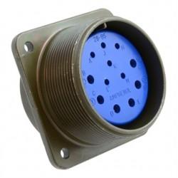Amphenol - 97-28-95 - Amphenol 97-28-95 Circular Connector, 12P, Size 28, Socket Insert
