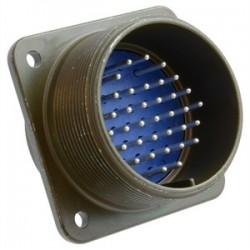 Amphenol - 97-28-15P - Amphenol 97-28-15P Circular Connector, 35P, Size 28, Pin Insert